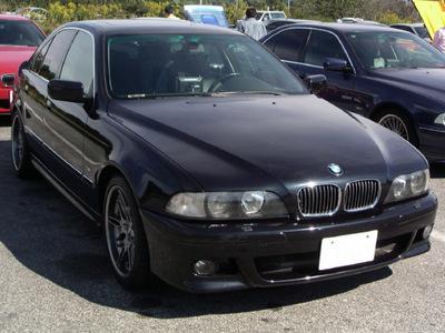 1997 528i コスモスブラック