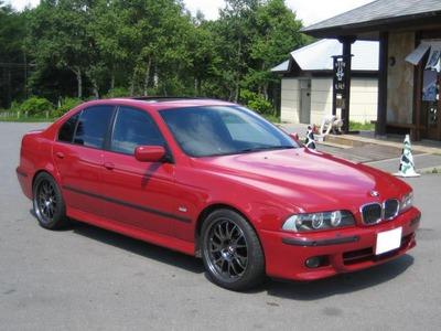 2003 525 M-sport