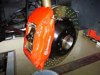 Brembo GT F50kit