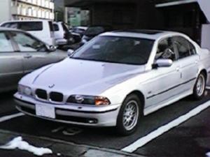 2001 540i