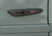 E60タイプサイドマーカー(ブラックスモーク)