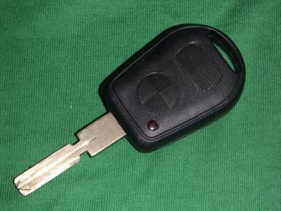 2004/02/04 リモコンキー電池交換