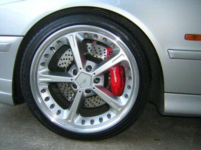 ブレンボF50