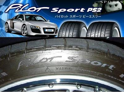 MICHELIN Pirot Spoet PS2