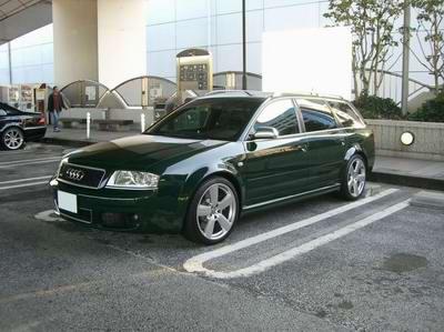 Audi RS6 Avant (C5)