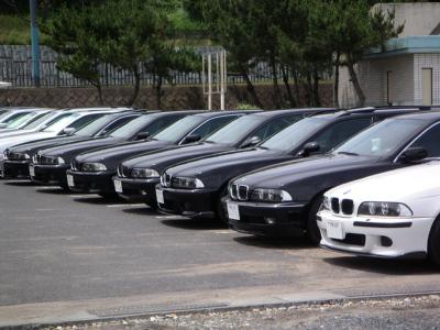 メヒコ駐車場