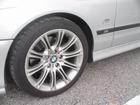 ホイール:18インチE60用 タイヤ;PS2