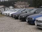 千本松牧場駐車場