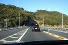 帰宅の途へ